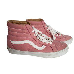 VANS SK8-Hi Top Shoes M 9 W 10.5